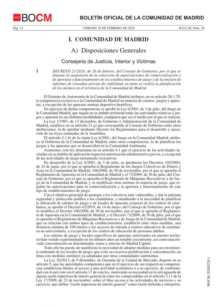 Decreto_21_2020_suspensión_autorizaciones_juego